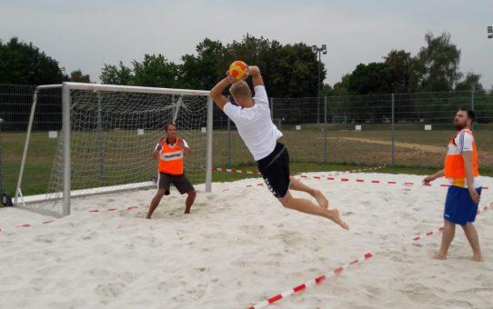Beachhandballturnier der HSG Straubing